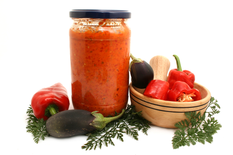 ingredients industry chutney