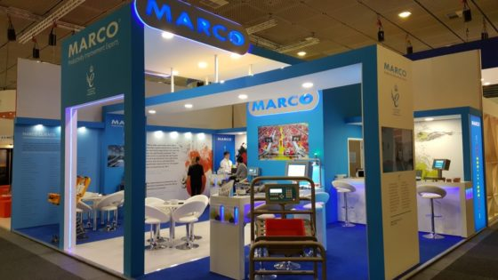 MARCO fruit logistica 2018