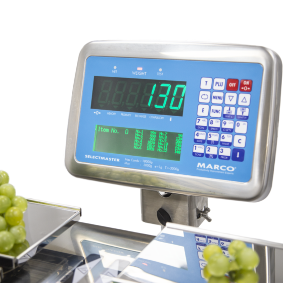 grape weighing scales