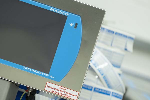 marco screen + labels 2583