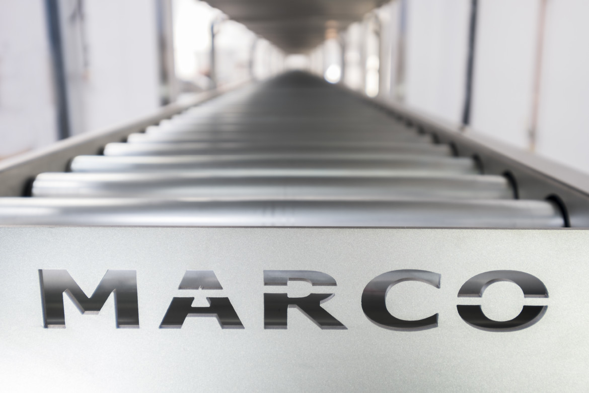 MARCO conveyor belt