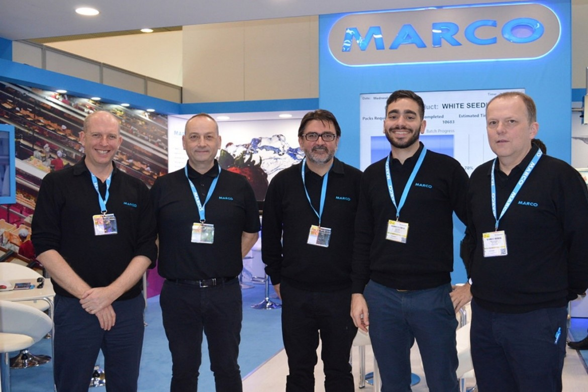 Fruit logistica 2019 fresh plaza team